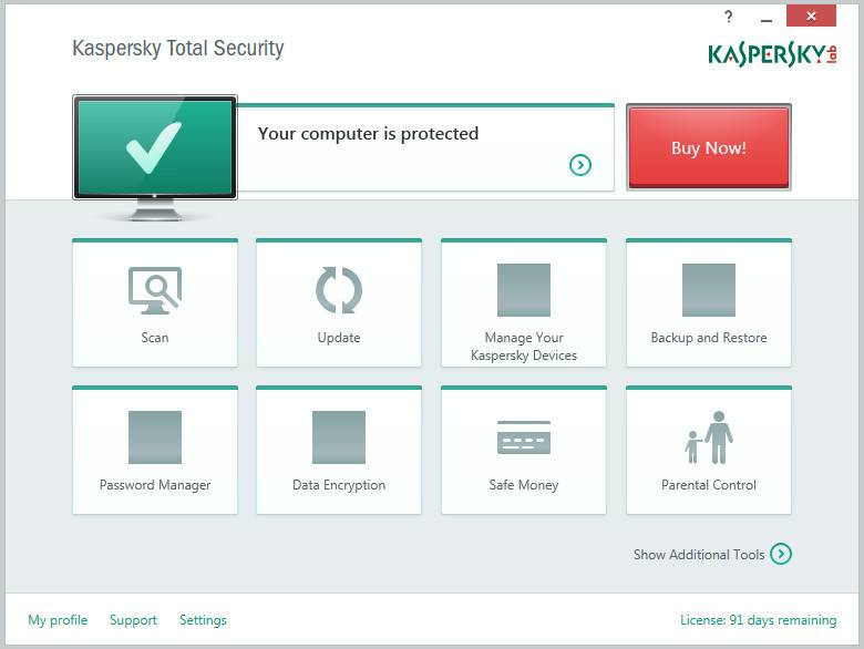 kaspersky internet security key buy