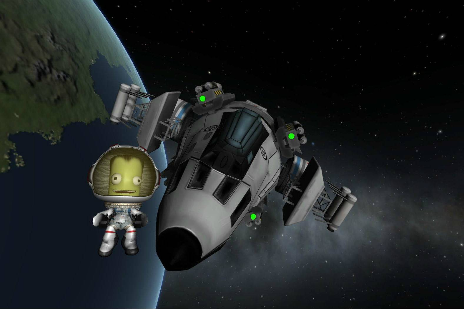 kerbal space program - HD 1577×1051