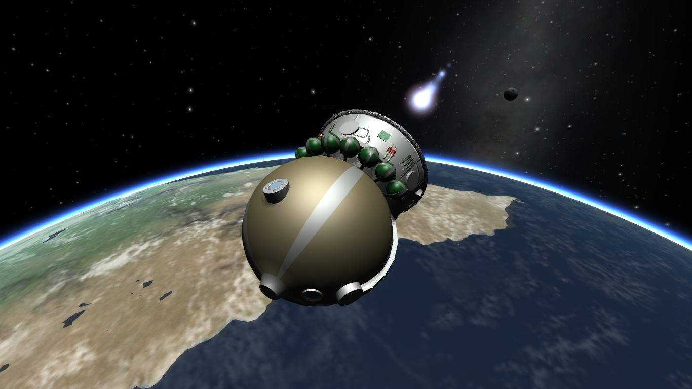 Article title about Kerbal Space Program: Making History
