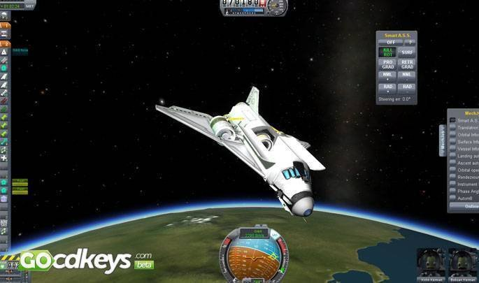 Titel des Artikels überKerbal Space Program