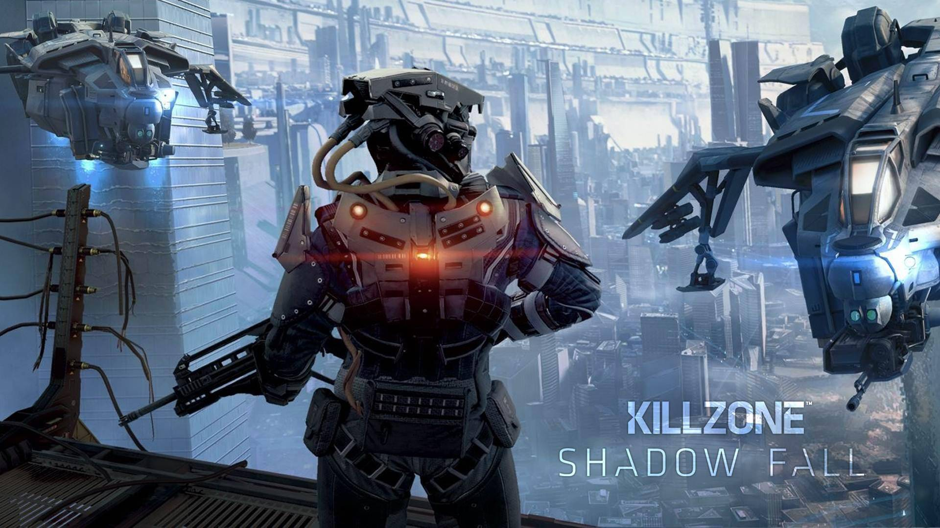 Article title about Killzone Shadow Fall
