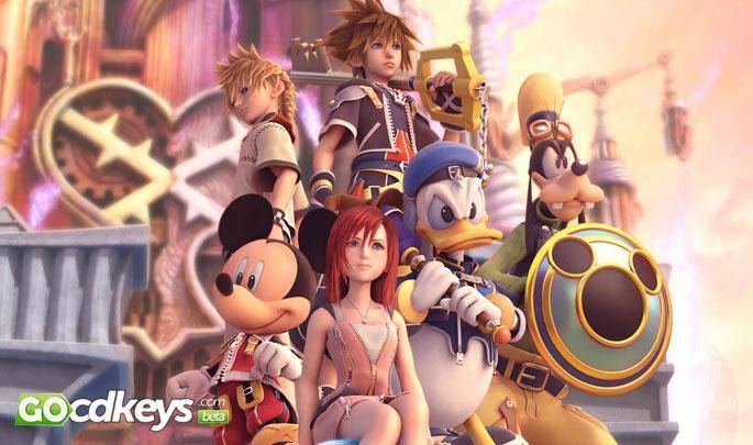 Article title about Kingdom Hearts 3