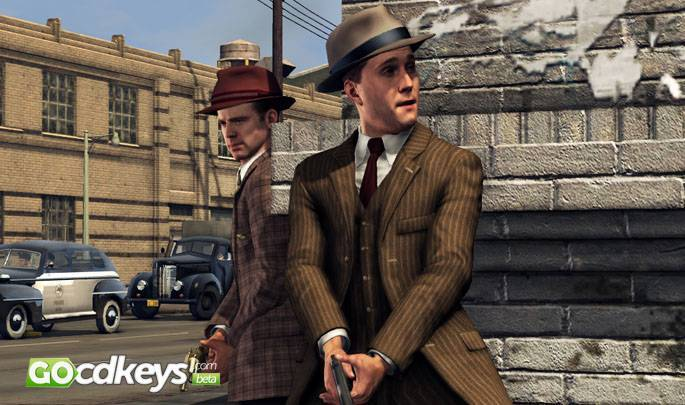 Article title about L.A. Noire