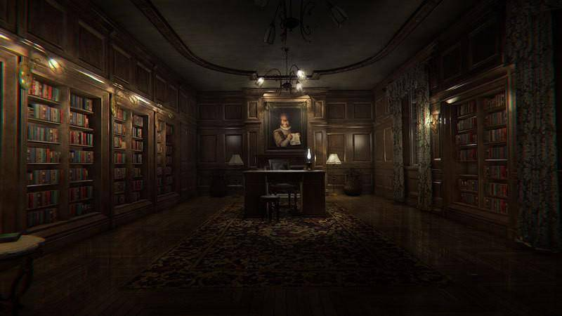 Article title about Layers of Fear