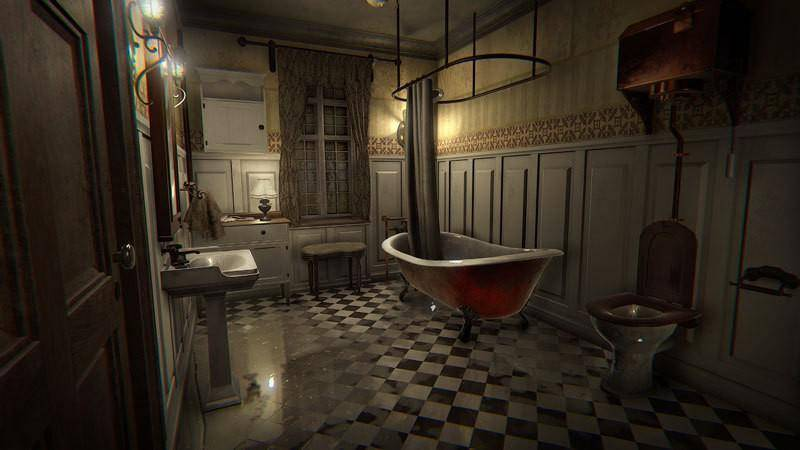 Titel des Artikels überLayers of Fear