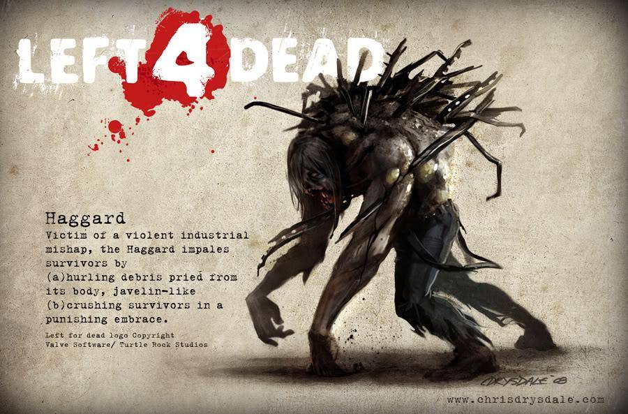 Article title about Left 4 Dead