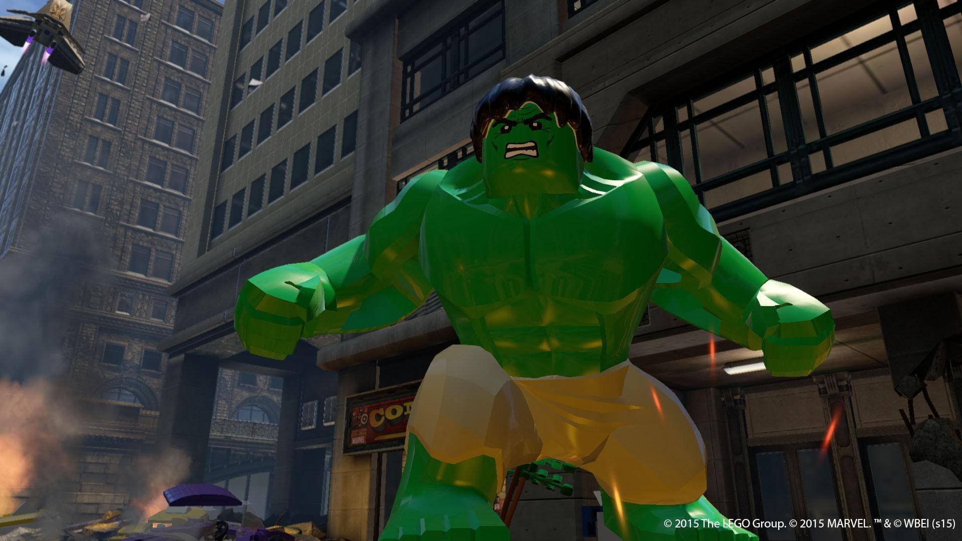 Buy LEGO Marvels Avengers PS4 - compare prices