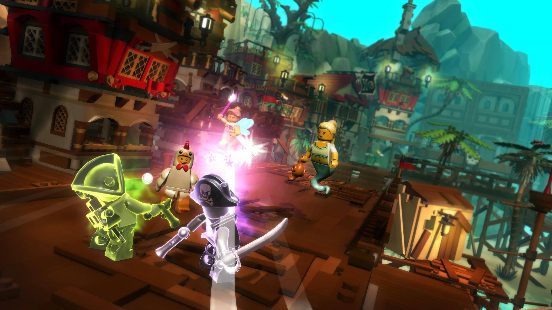 Block world games online free