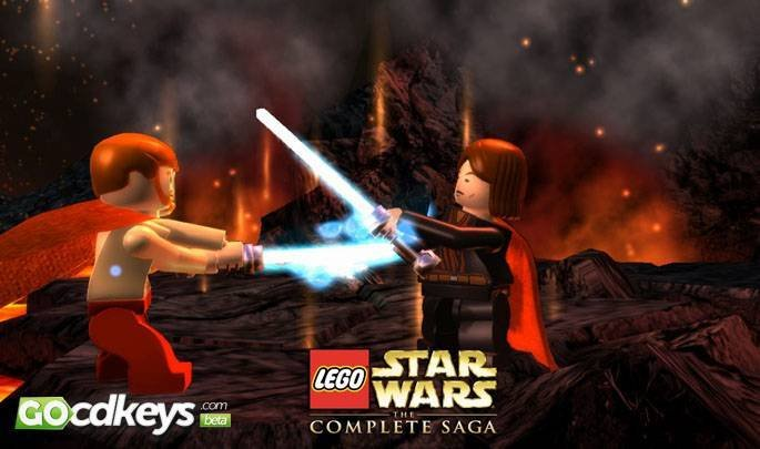 Buy LEGO Star Wars: The Complete Saga pc cd key for Steam ...