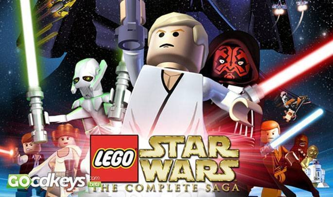 Buy LEGO Star Wars: The Complete Saga pc cd key for Steam - compare ...