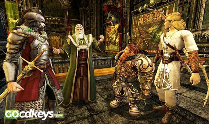 Watch Lord of the Rings Online: Helms Deep Premium Edition cd key trailer