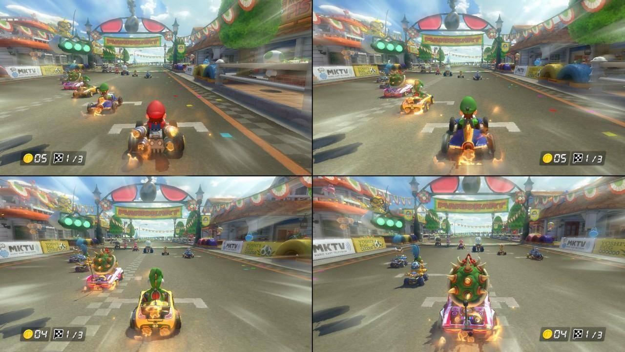 Buy Mario Kart 8 Deluxe Nintendo Switch - Price from $36.14