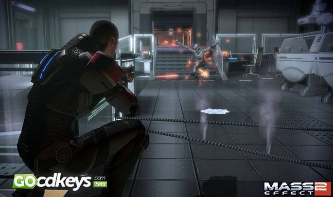 Article title about Mass Effect 2