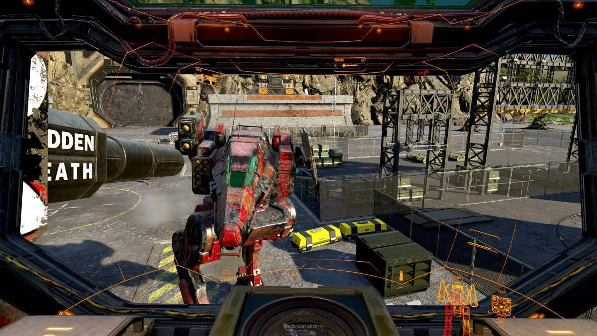 Article title about MechWarrior 5: Mercenaries