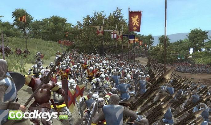 medieval 2 total war cd key download