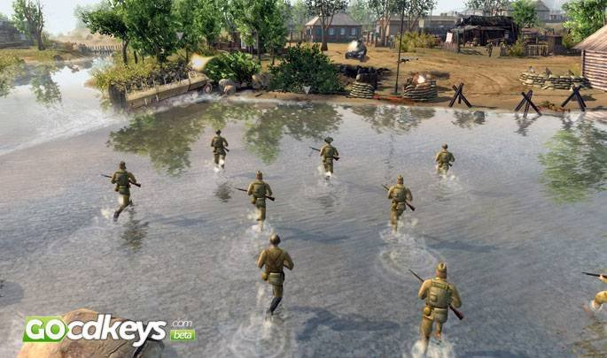 Trailer von Men of War: Assault Squad  anschauen