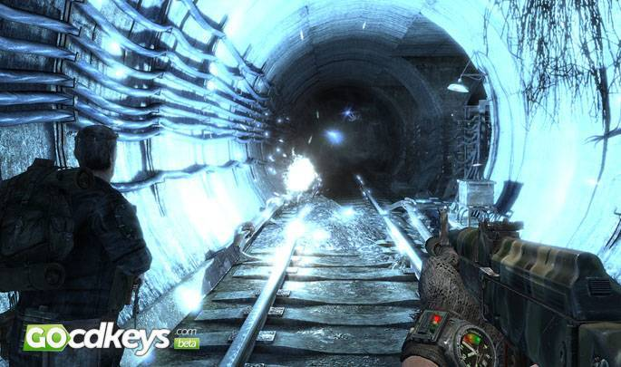 Article title about Metro 2033