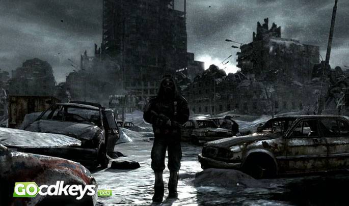 Watch Metro 2033 cd key trailer