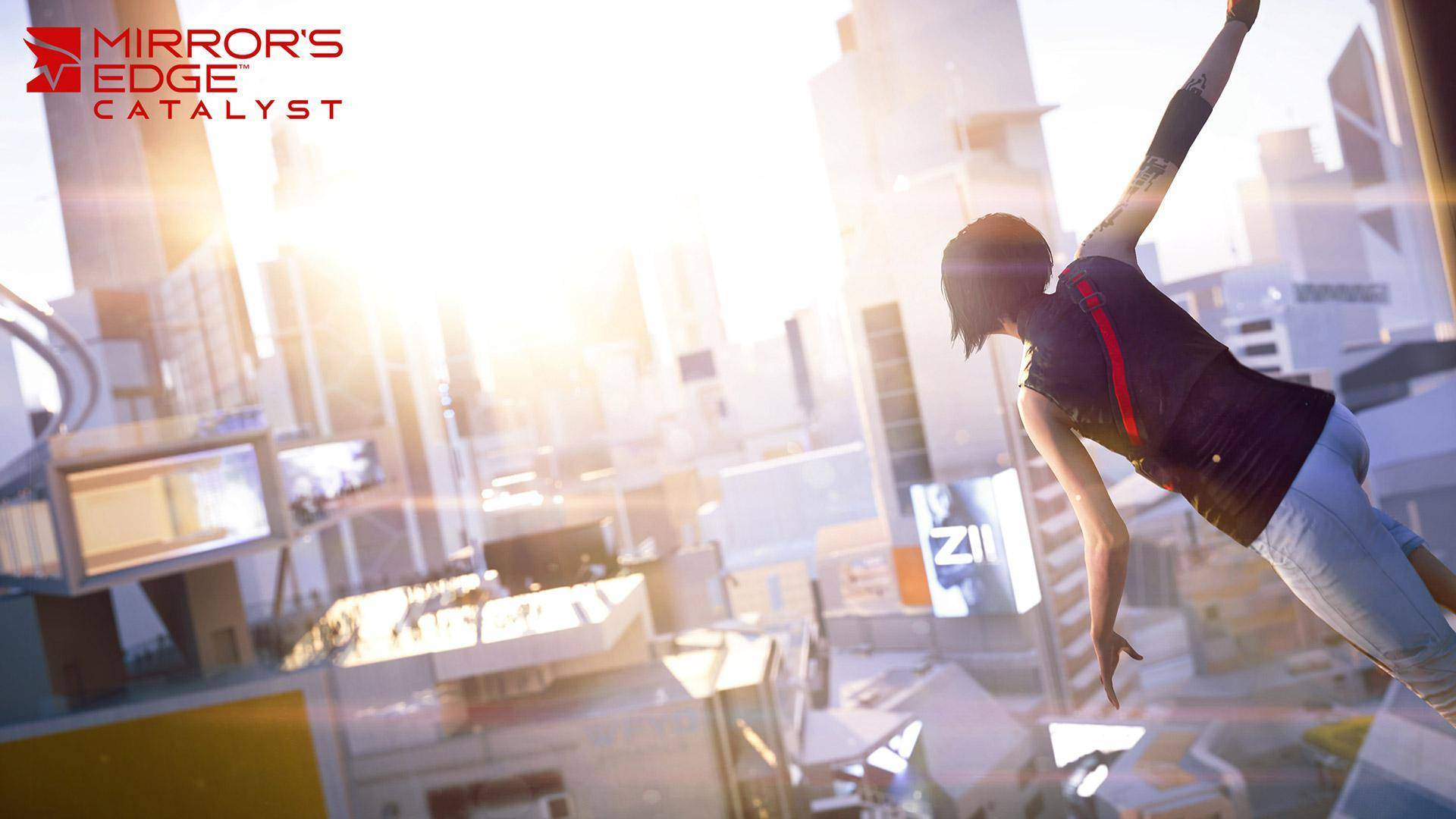 Article title about Mirrors Edge Catalyst