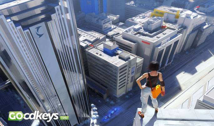 Article title about Mirrors Edge