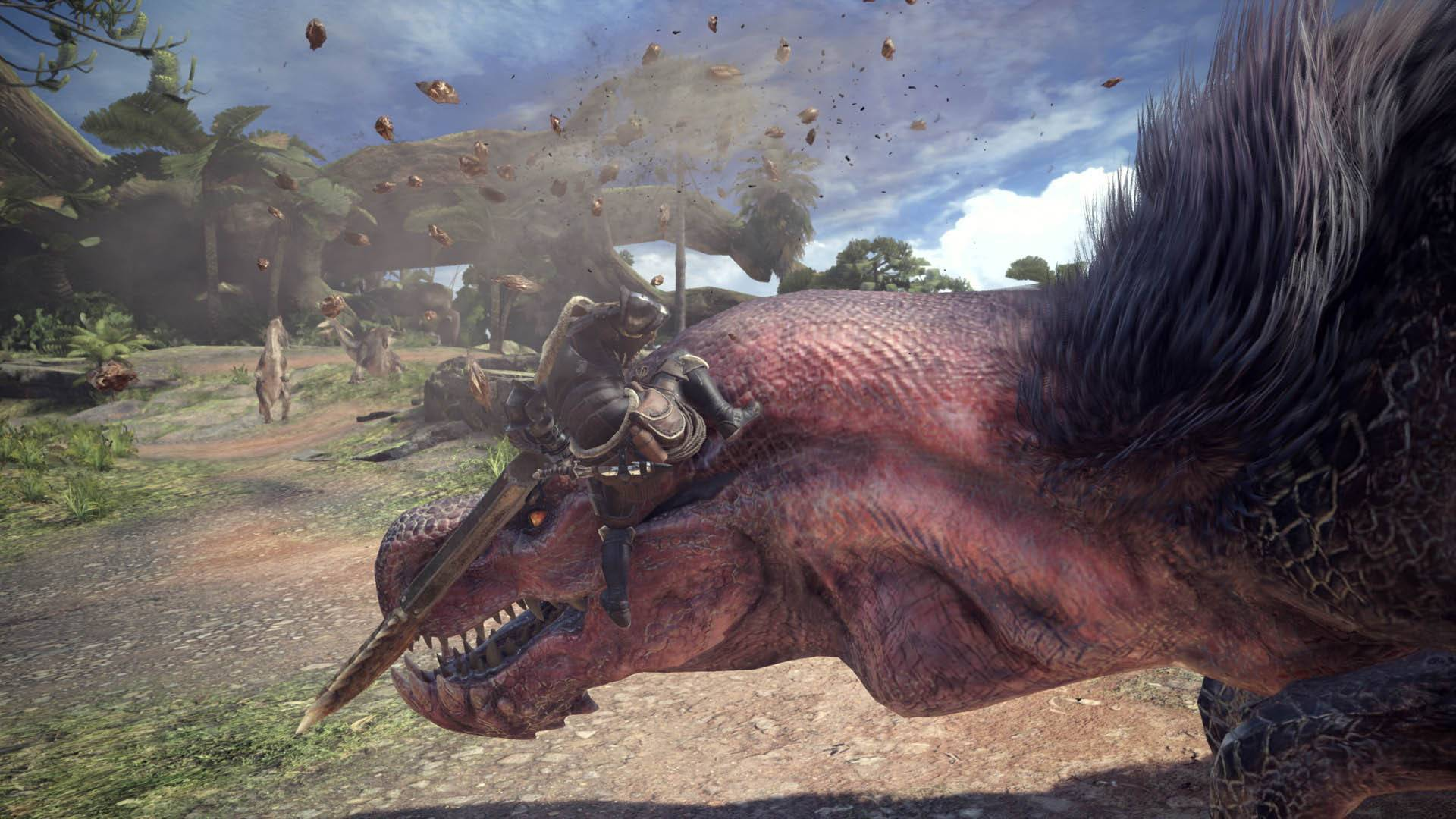 monster hunter world steam key