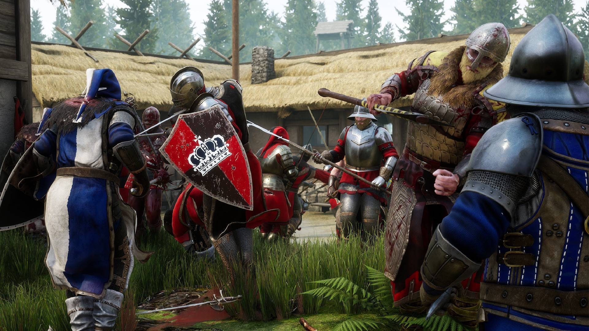 Article title about MORDHAU