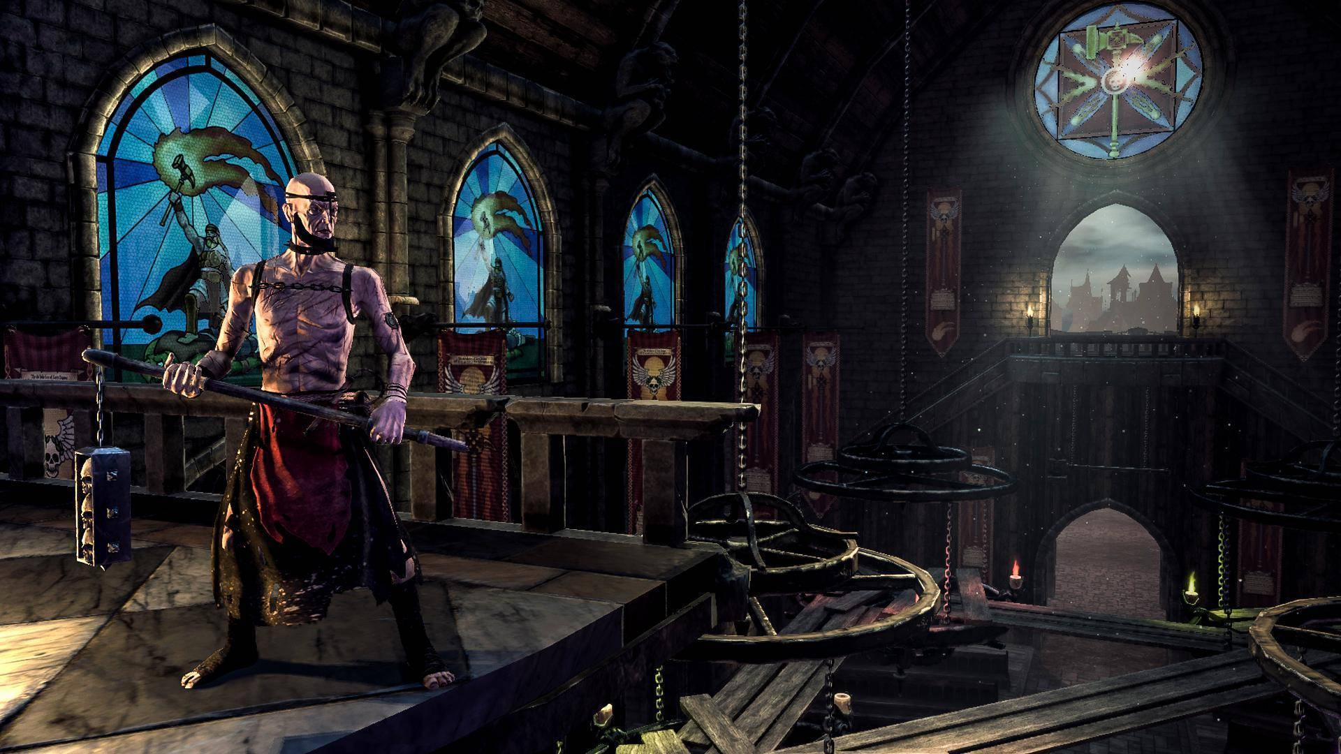 Trailer von Mordheim City of the Damned Witch Hunters DLC  anschauen