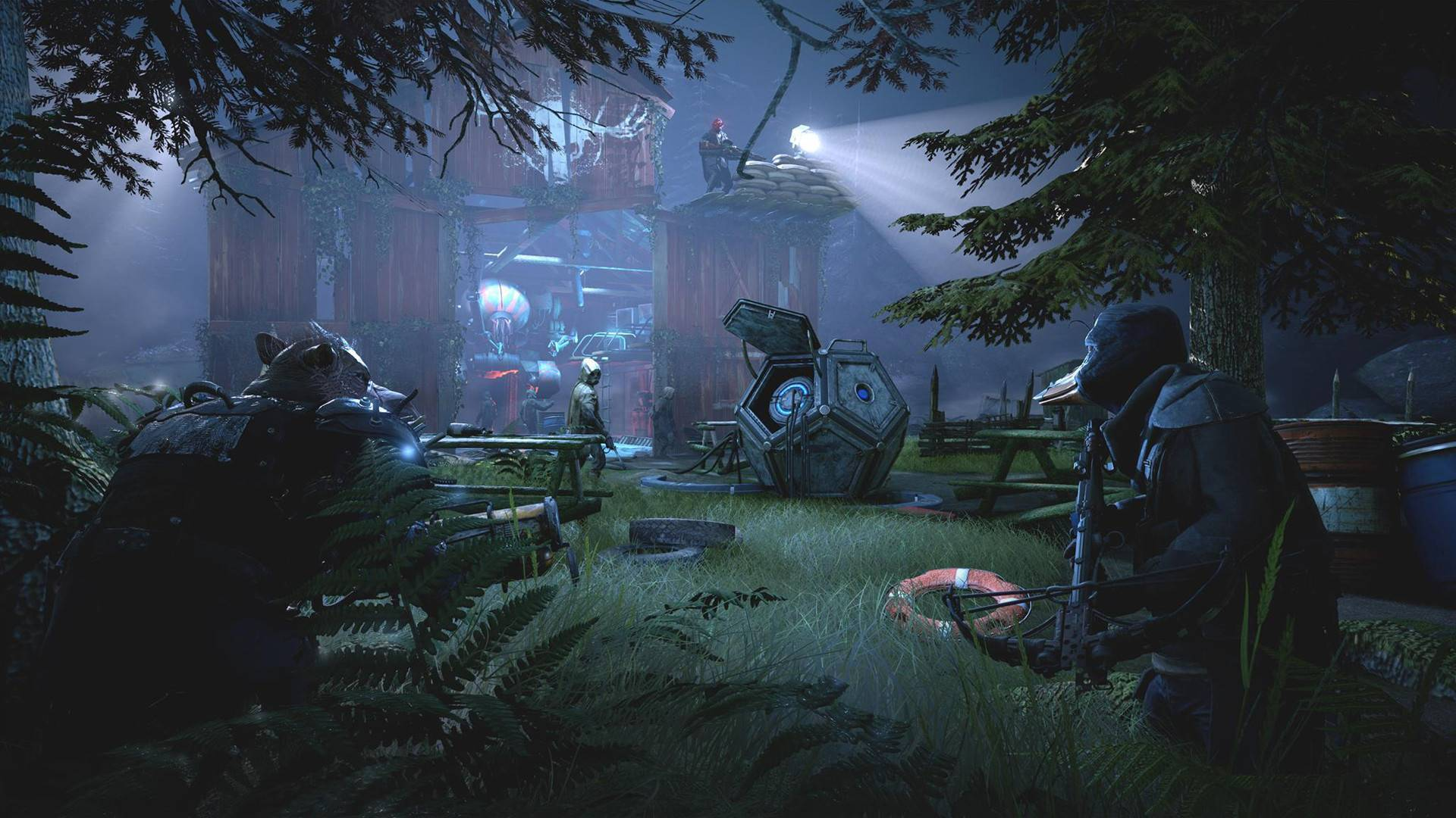 Article title about Mutant Year Zero: Road to Eden