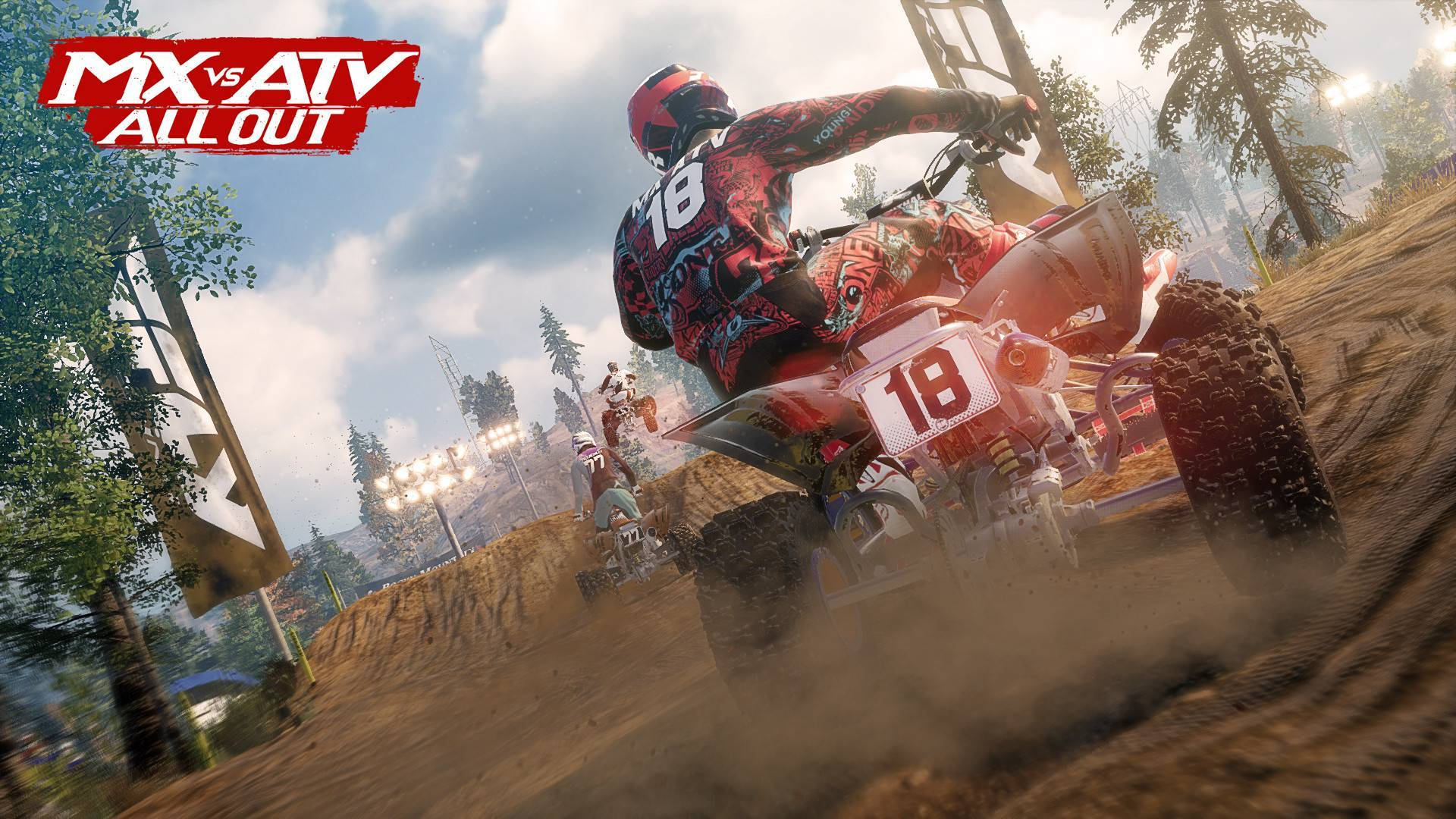 buy mx vs atv all out ps4 compare prices. Black Bedroom Furniture Sets. Home Design Ideas