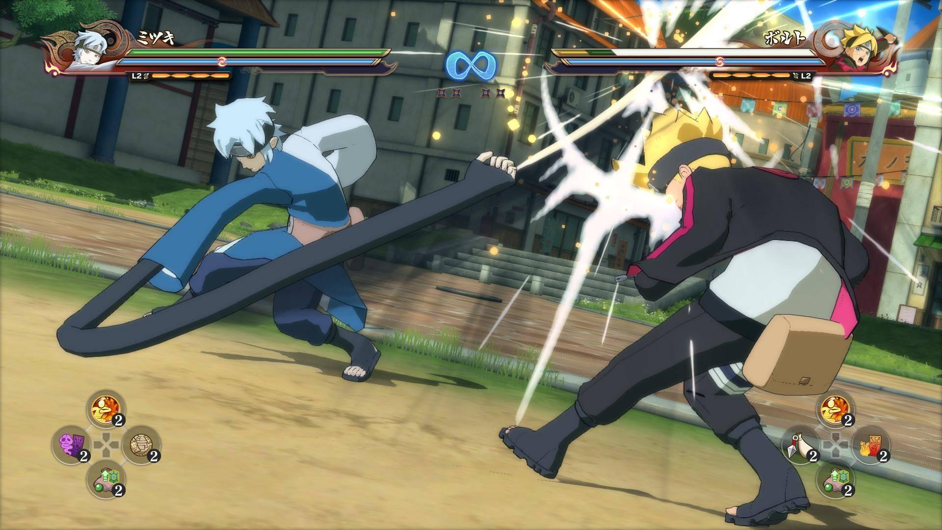 Naruto Storm 4 Road To Boruto Expansion Xbox