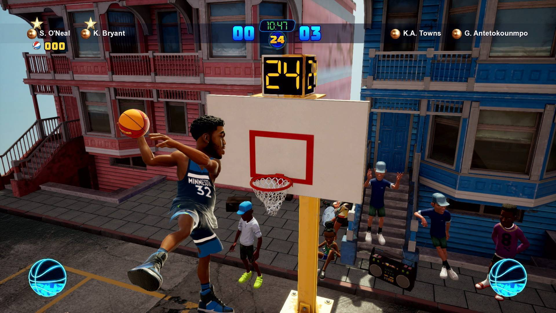 Article title about NBA 2K Playgrounds 2