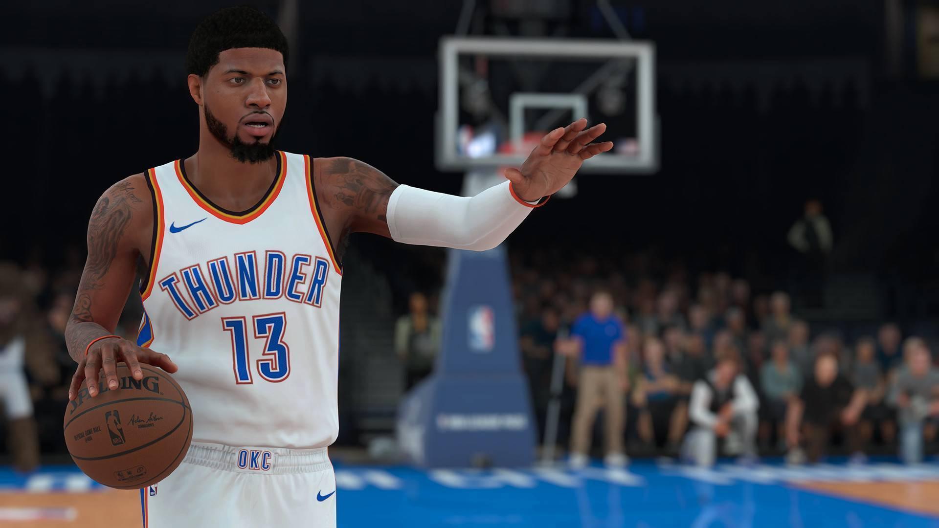Comprar NBA 2K18 PS4 - comparar precios