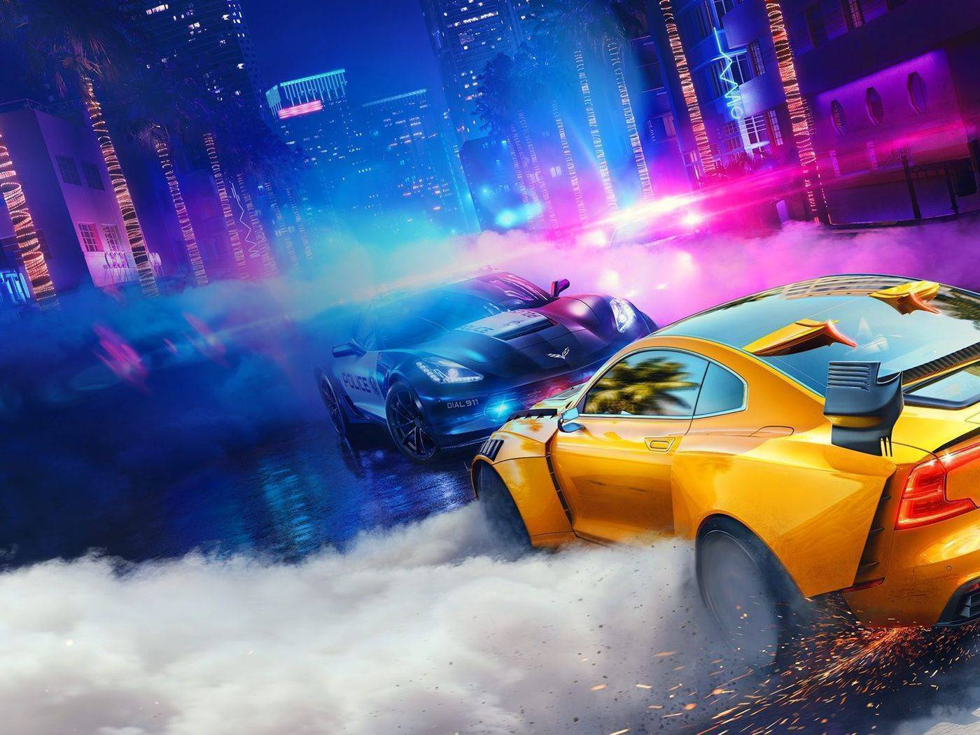 Article title about Need for Speed: Heat