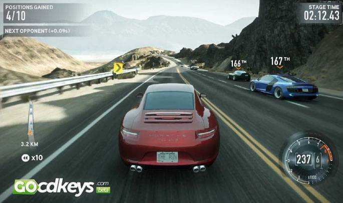 Trailer von Need For Speed: The Run  anschauen