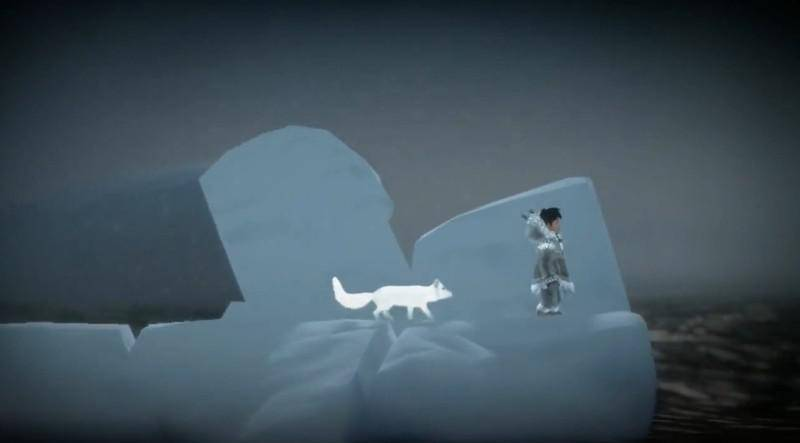 Article title about Never Alone