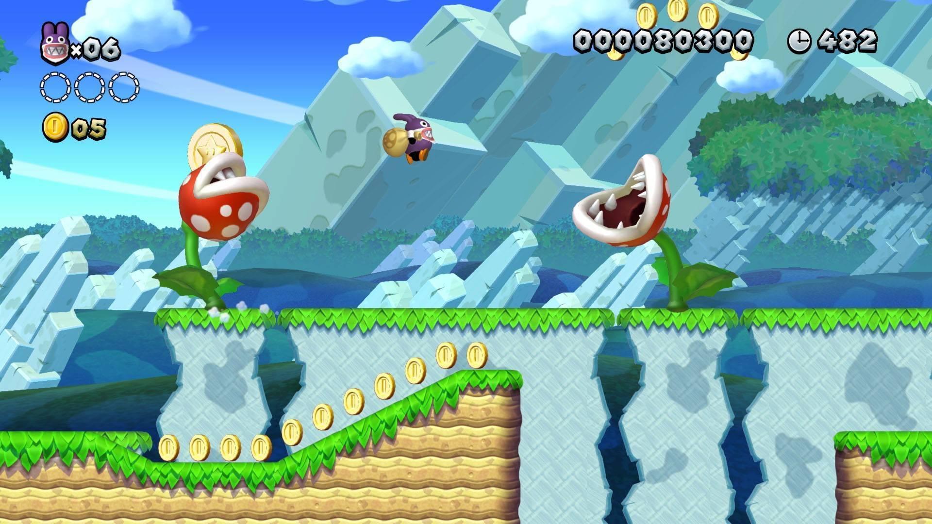 Buy New Super Mario Bros U Deluxe Nintendo Switch Price From 39 58