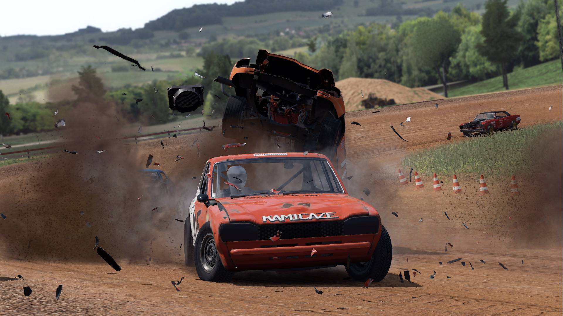 buy next car game wreckfest pc cd key for steam compare. Black Bedroom Furniture Sets. Home Design Ideas