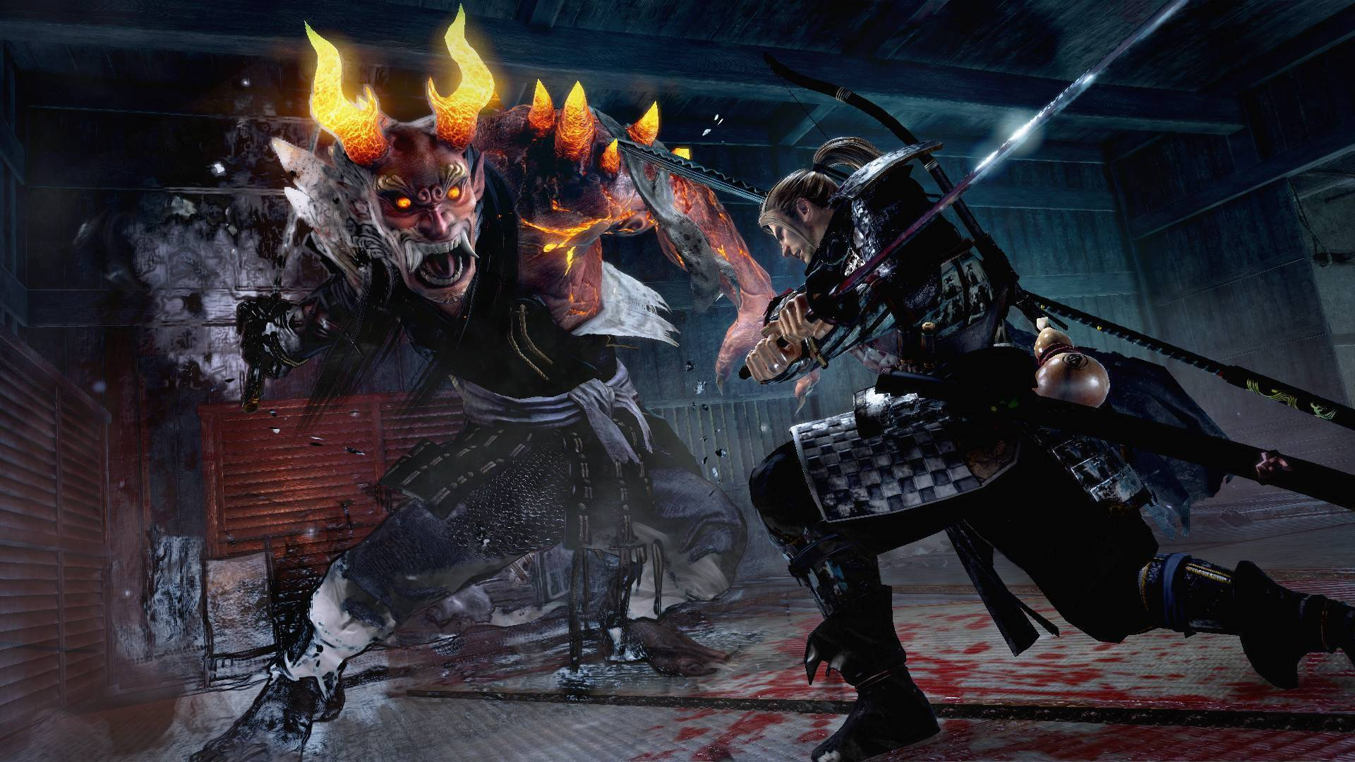 Article title about Nioh: Complete Edition