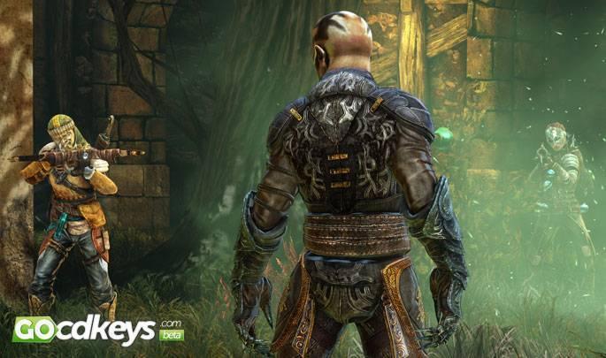 Nosgoth Review - GameSpot