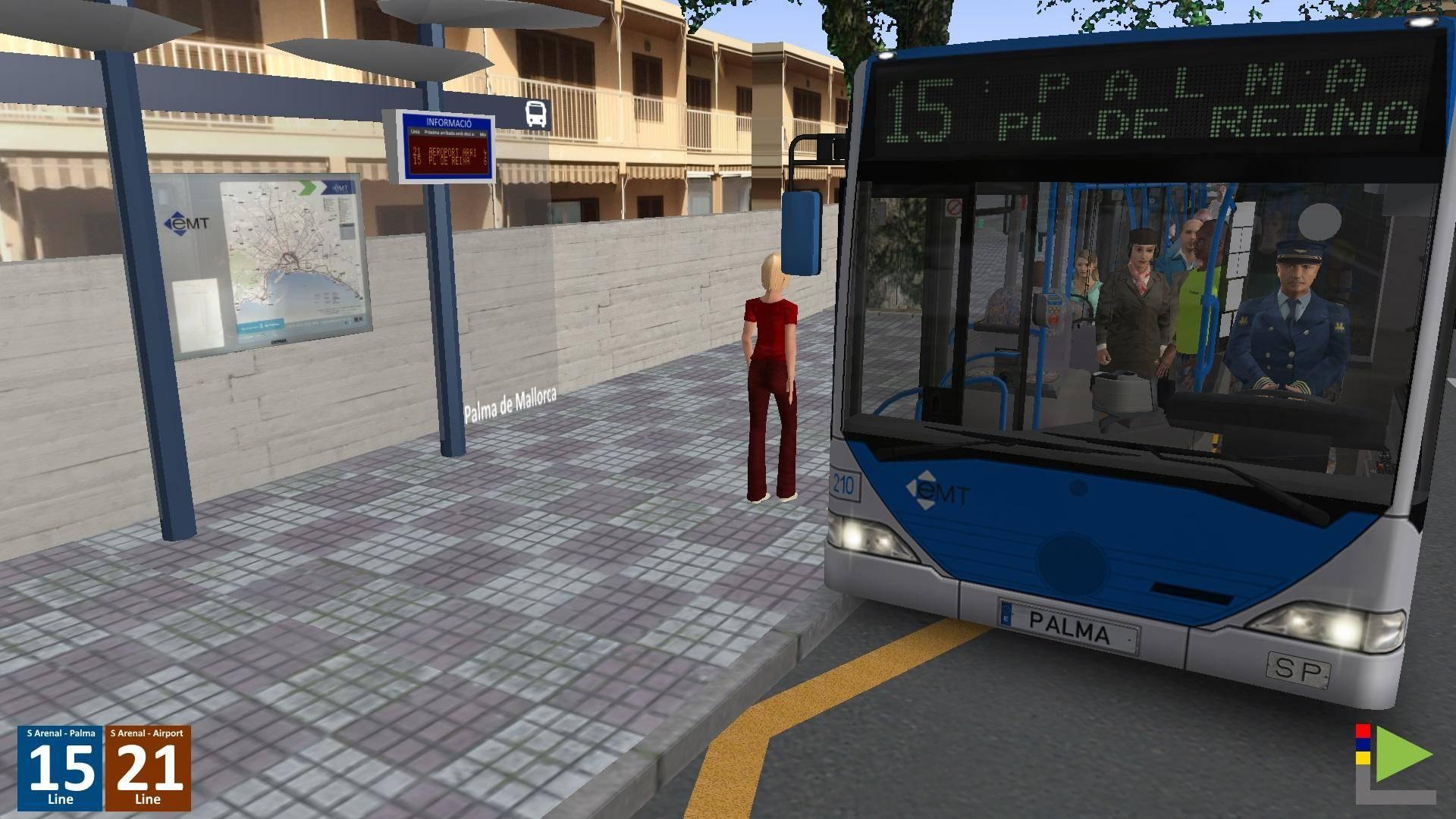 OMSI 2 Add On Mallorca