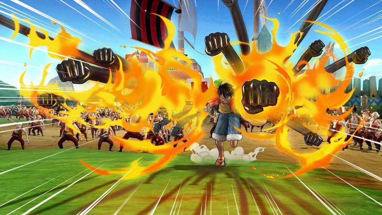 Titel des Artikels überOne Piece Pirate Warriors 3