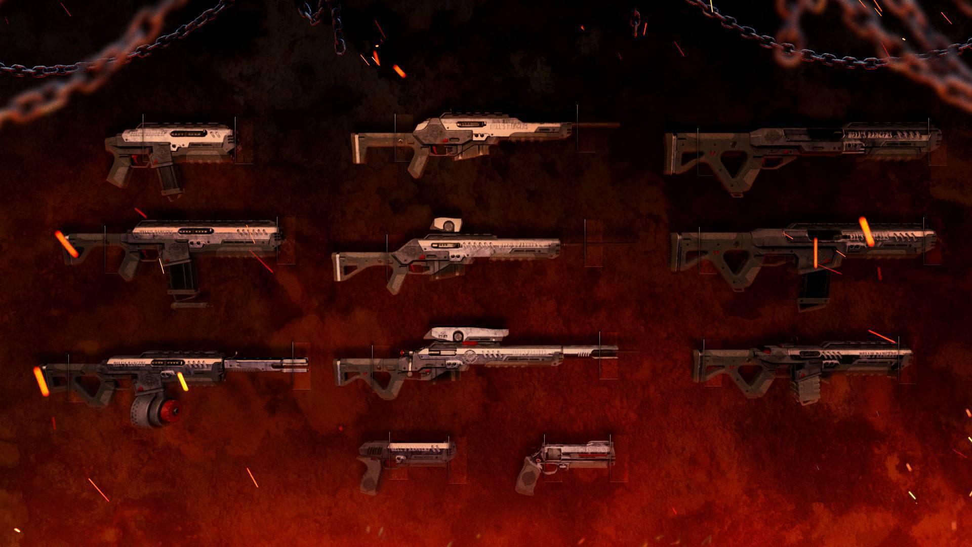 OUTRIDERS Hells Rangers Content Pack PC Key günstig   Preis ab 20 ...