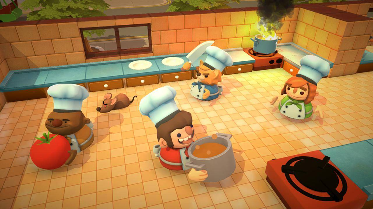 Article title about Overcooked