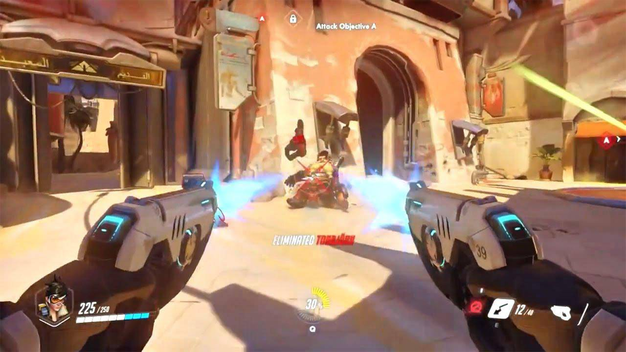 Article title about Overwatch