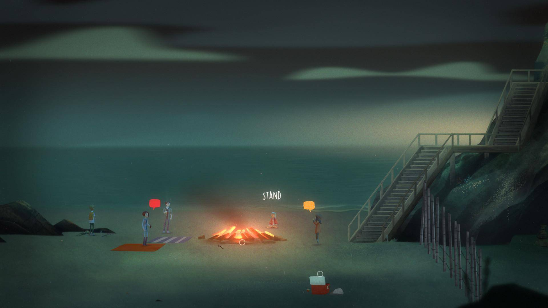 Article title about Oxenfree