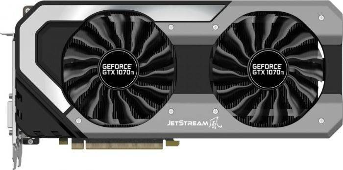 Palit GeForce GTX 1070 Ti Super JetStream 8GB GDDR5