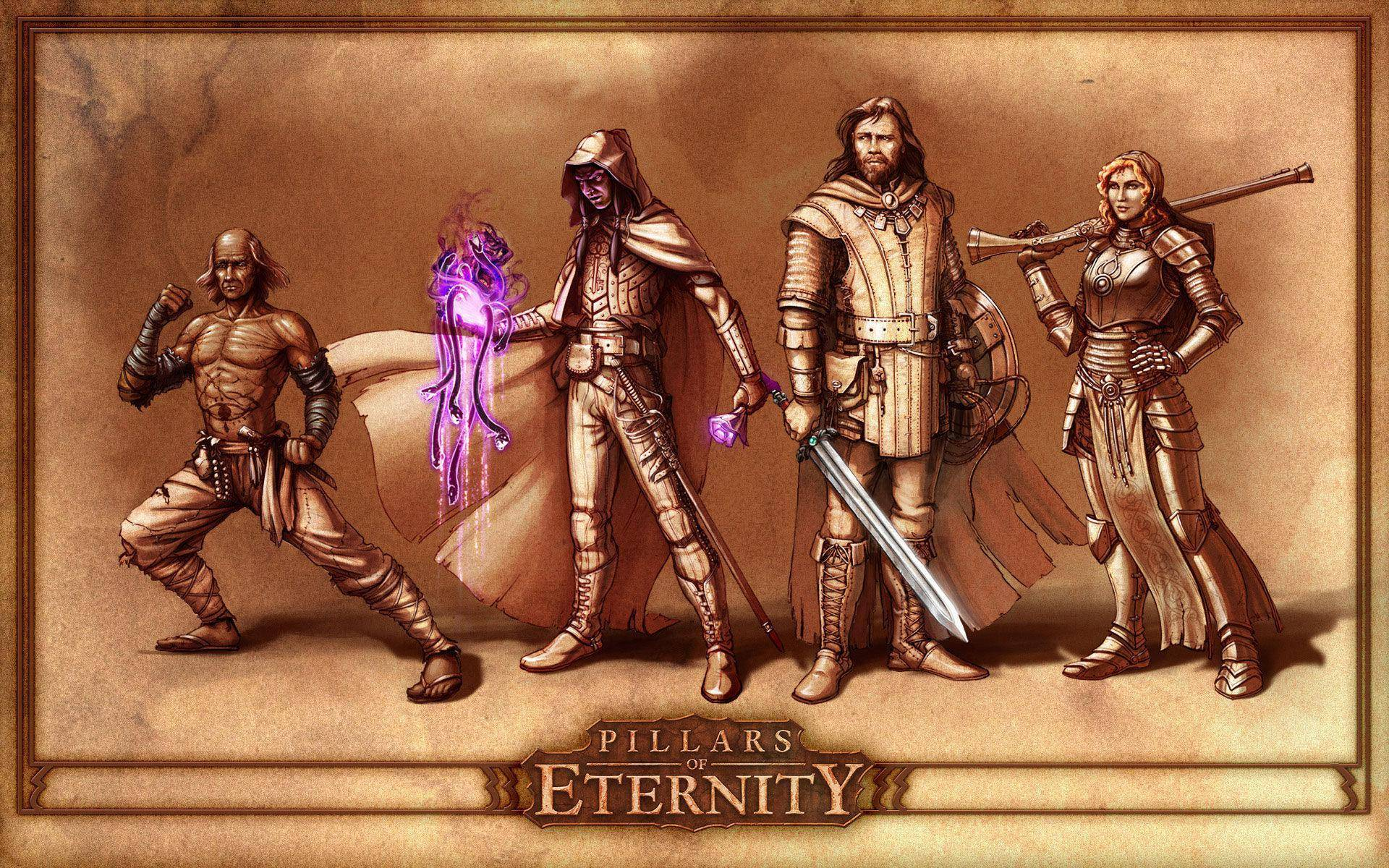 Regarder la bande-annonce de Pillars of Eternity Champion Edition