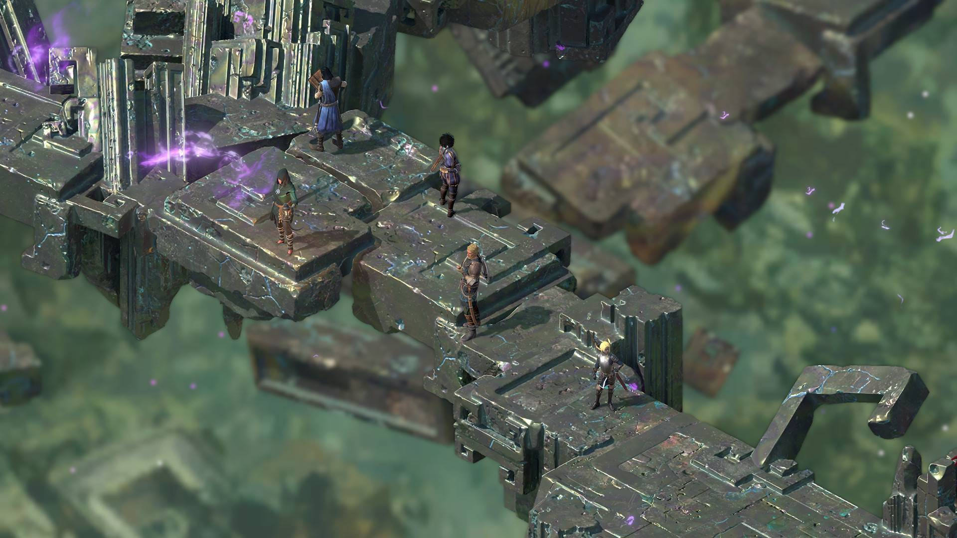 Article title about Pillars of Eternity II: Deadfire