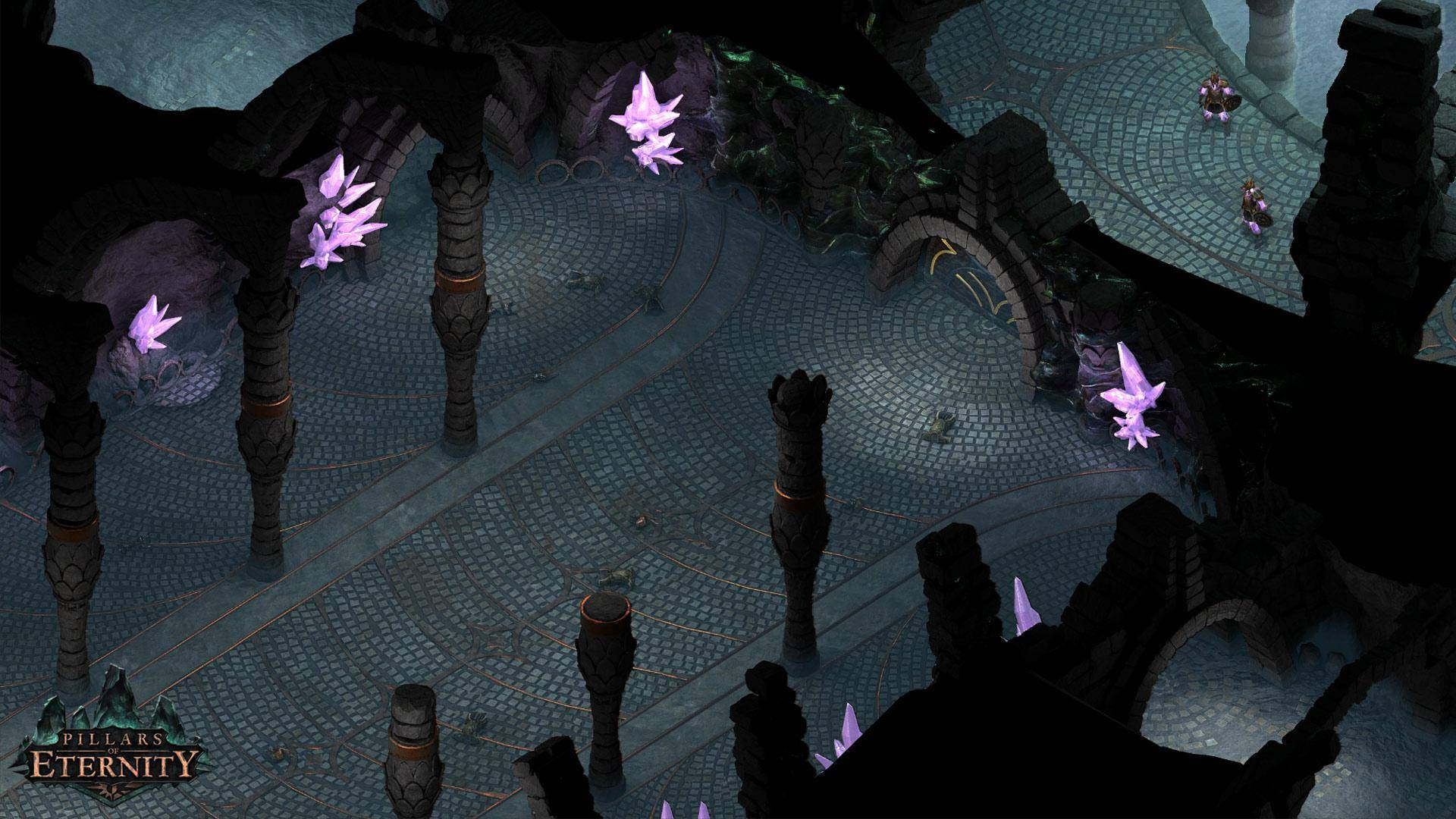 Article title about Pillars of Eternity
