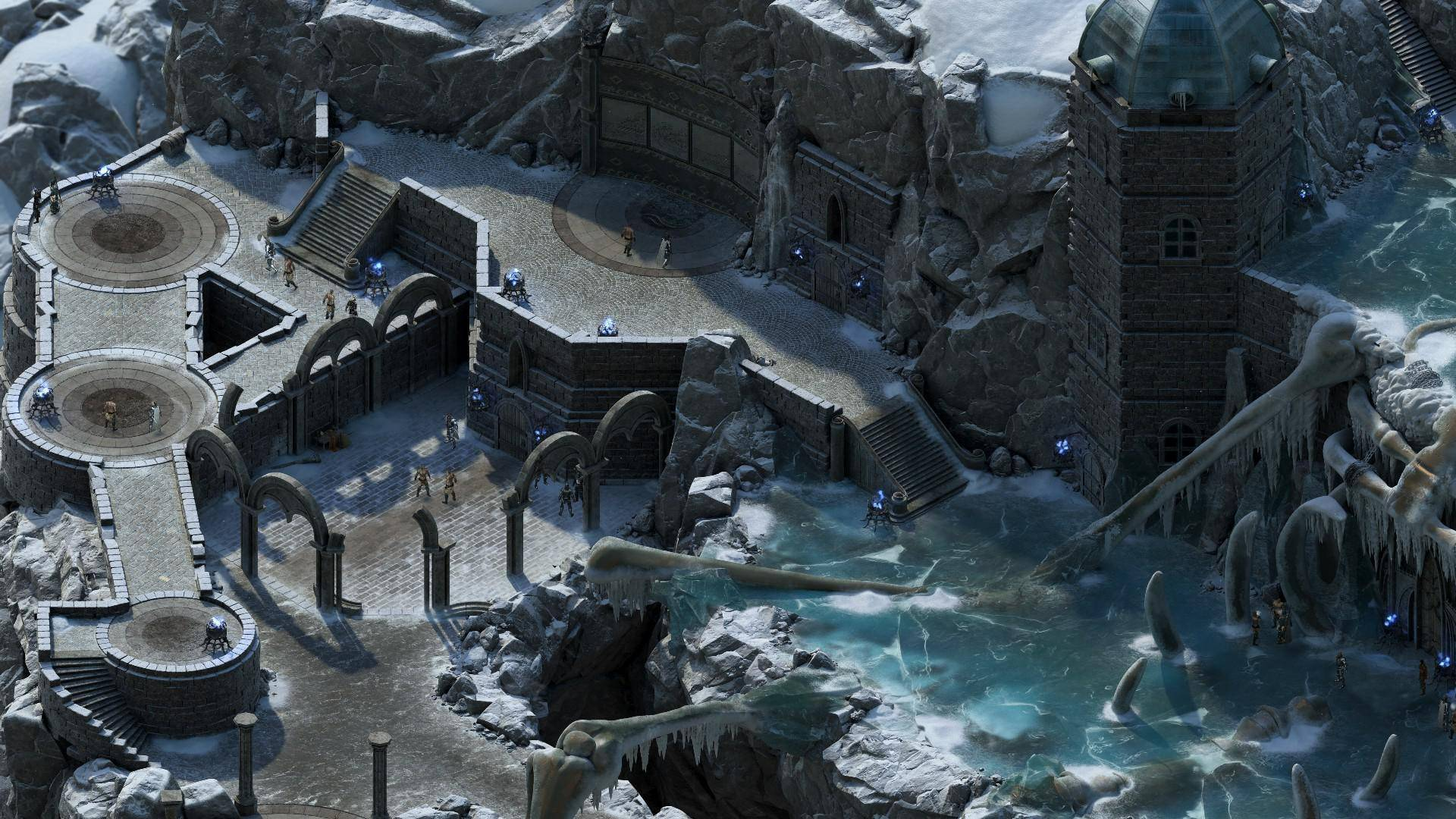 Trailer von Pillars of Eternity The White March Part 2  anschauen